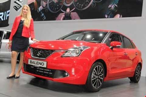nghin nguoi dat mua xe hoi gia re suzuki baleno moi ngay 0 Suzuki Baleno lập kỷ lục số lượng đơn đặt hàng