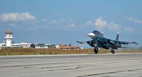 Máy bay Nga xuất kích tiêu diệt IS