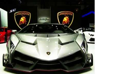 Lamborghini Venenos của hiếm