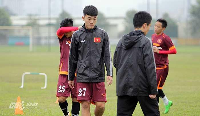 Tài năng của anh được công nhận và mới đây, Xuân Trường đã giành được hợp đồng sang đá tại K-League