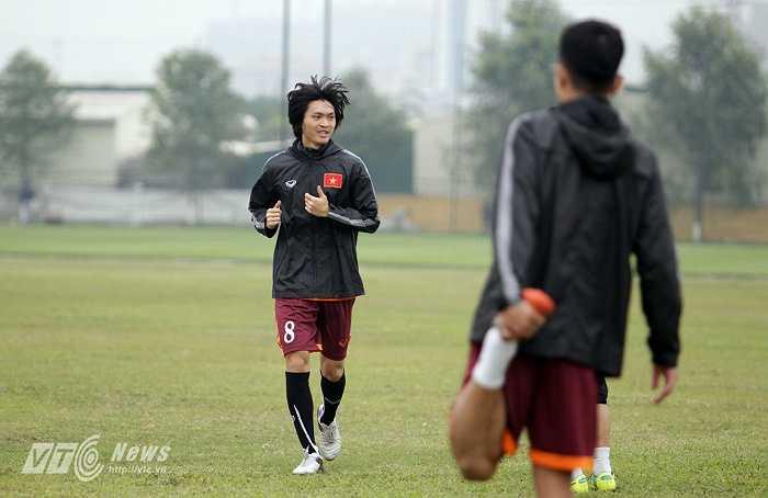 Tuy nhiên, vận may ở đội tuyển dưới thời HLV Miura nhất quyết không đứng về cùng phía với Trường 'híp'