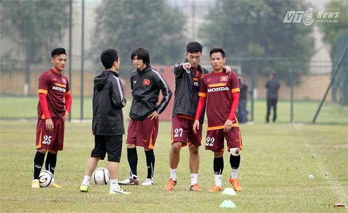 Chính Xuân Trường cũng nhiều lúc cảm thấy thất vọng khi không thể đủ sức khỏe để cạnh tranh suất chính thức ở U23 Việt Nam