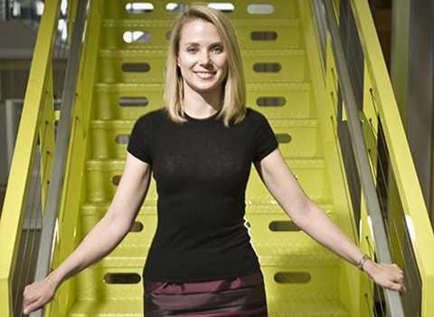 Nụ cười của Marrissa Mayer không cứu nổi Yahoo