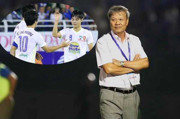 HLV Lê Thụy Hải chỉ đồng tình với phương án lấy HAGL làm nòng cốt U23 Việt Nam.