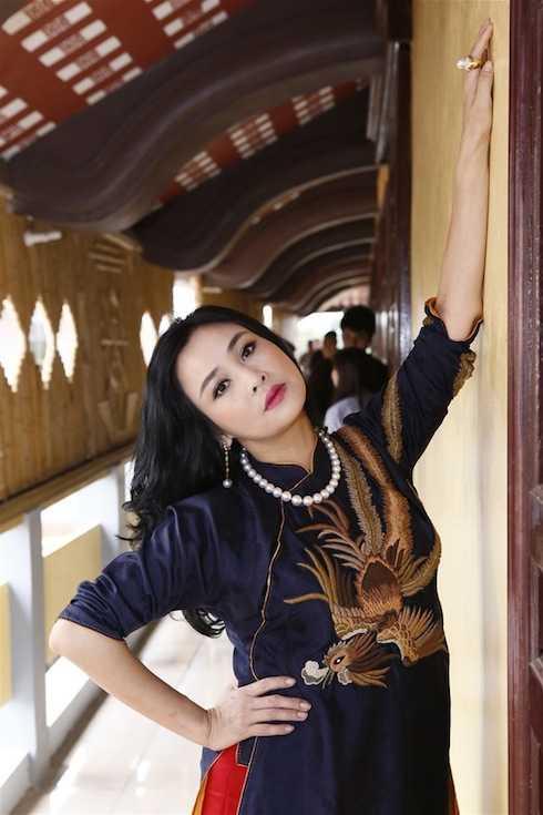 Tuổi 46 mặn mà, quyến rũ của Thanh Lam.