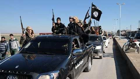 Mỹ không kích tiêu diệt 'thủ lĩnh tài chính' của IS - Ảnh minh họa
