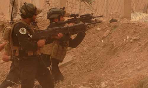Đặc nhiệm Iraq tham gia chiến dịch tấn công tái chiếm Ramadi