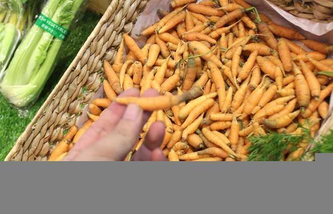 Cà rốt công nghệ Nhật có giá 50.000/kg