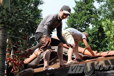 tháo dỡ, biệt phủ trăm tỷ, trên núi Hải Vân, Đà Nẵng, đại gia vàng, Ngô Văn Quang