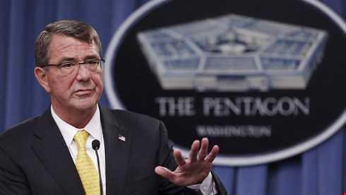 Bộ trưởng Quốc phòng Mỹ Ashton Carter