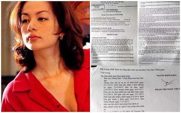 Vừa qua, Tòa án Nhân dân quận Cầu Giấy, TP. Hà Nội đã tuyên án vụ kiện tranh chấp liên quan đến hoạt động báo chí của bà Phạm Thị Ngọc Thúy (người mẫu Ngọc Thúy). Theo đó phần thắng thuộc về cựu người mẫu.
