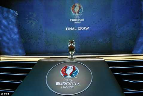 Bảng E của Euro 2016 thực sự là bảng tử thần