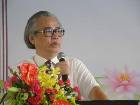 Tiến sĩ Nguyễn Khắc Thuần