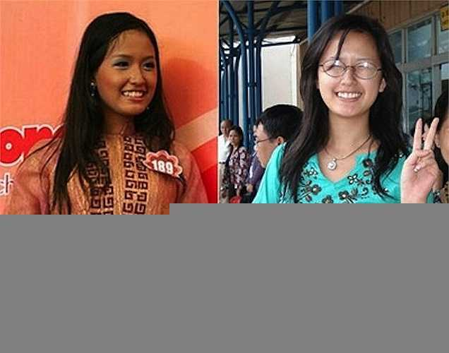 Hoa hậu Mai Phương Thuý có một hành trình biến đổi nhan sắc đáng nể.