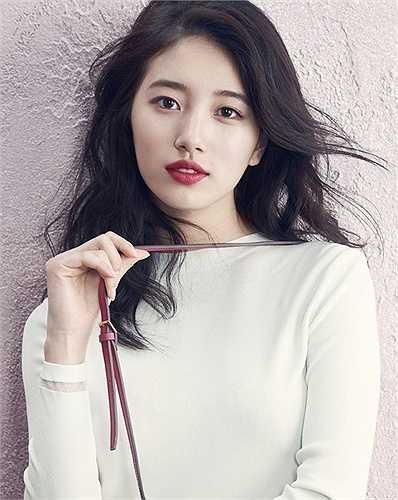 Người đẹp Hàn Quốc - Suzy xếp vị trí thứ 19.