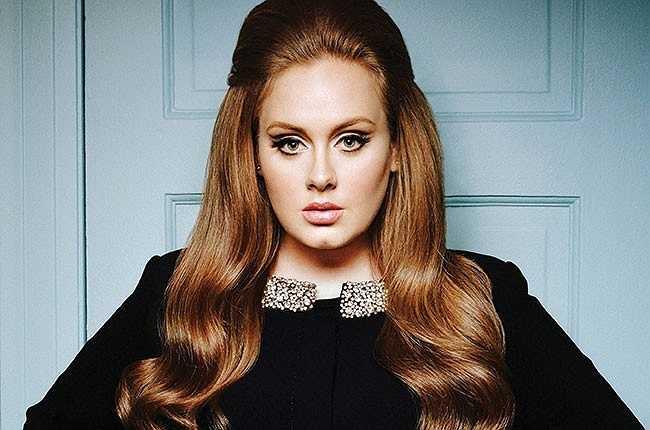 Họa mi nước Anh - Adele được Sohu khen ngợi bởi vẻ đẹp ngọt ngào đẫy đà. Cô xếp vị trí thứ 14.