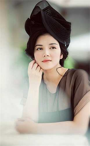 Một trong những bức ảnh khiến công chúng bất ngờ trước vẻ đẹp của kiều nữ
