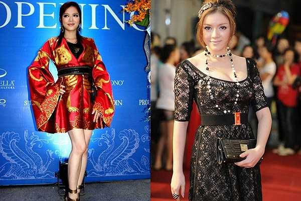 Cuối năm 2011, người đẹp khai trương trung tâm kim cương do cô làm chủ. Từ khoảng thời gian này, cô xuất hiện với nhiều trang phục và trang sức đắt đỏ.