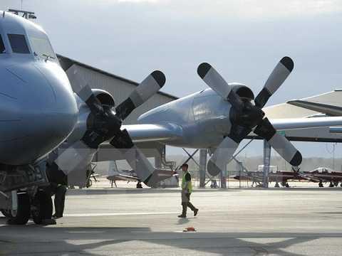 Máy bay RAAF Orion