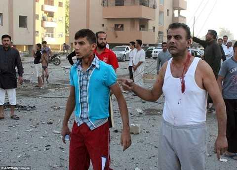 Người dân ở Raqqa có quá nhiều nỗi khổ