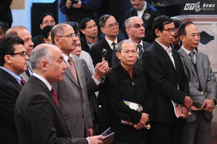 Các đại biểu đến dự lễ ra mắt - Ảnh: Tùng Đinh