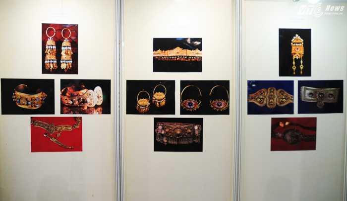 Hình ảnh các di sản văn hóa của Azerbaijan - Ảnh: Tùng Đinh