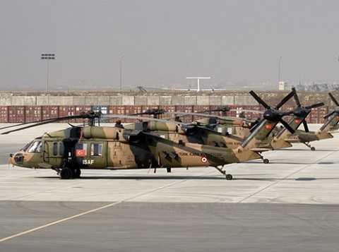 Máy bay quân sự của Thổ Nhĩ Kỳ