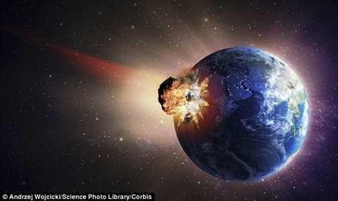 Có tin nói thiên thạch sẽ đâm vào Trái đất trong đêm Giáng sinh, nhưng các nhà khoa học đã phủ nhận