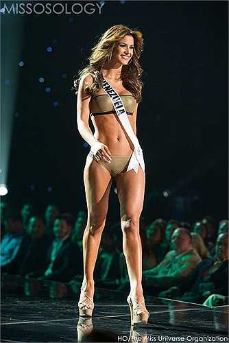 Hoa hậu Venezuela Mariana Jimenez