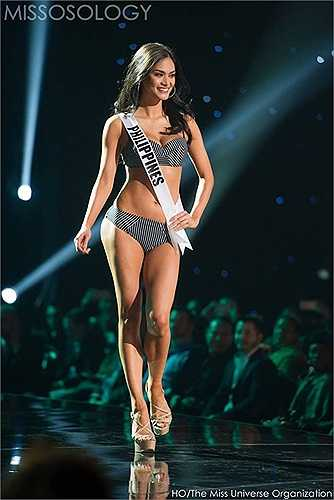 Hoa hậu Philippines Pia Wurtzbach