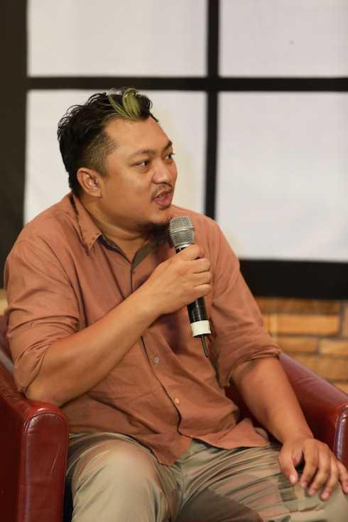 Đạo diễn Phan Xi-nê.