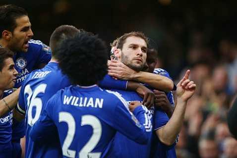 Sau 2 trận thua liên tiếp, Chelsea đã thắng trở lại