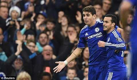 Chelsea chơi khởi sắc hơn hẳn so với thời Mourinho