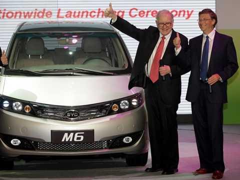 Bill Gates cũng có sở thích sưu tầm <a href='http://vtc.vn/oto-xe-may.31.0.html' >xe hơi</a>