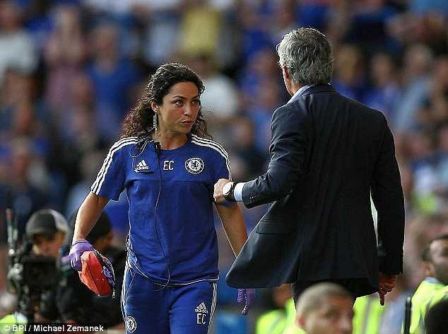 Mourinho bị mất điểm nặng sau vụ sa thải bác sỹ Eva Carneiro