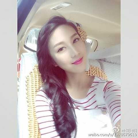 Nữ sinh 9X có nickname rất ngắn gọn là He đang theo học trường Đại học Liêu Ninh, Trung Quốc.