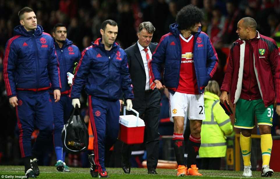 Van Gaal sẽ nghỉ hưu sau khi rời MU