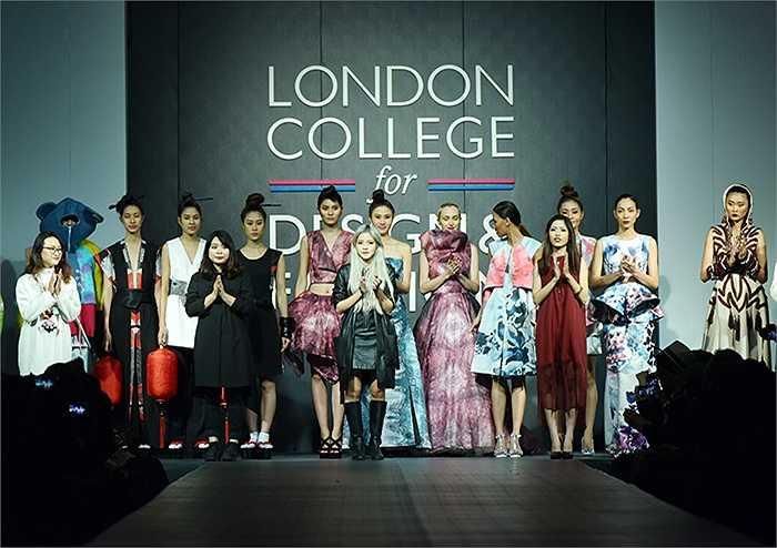 5 nhà thiết kế trẻ và những tác phẩm thời trang ấn tượng trong lễ tốt nghiệp