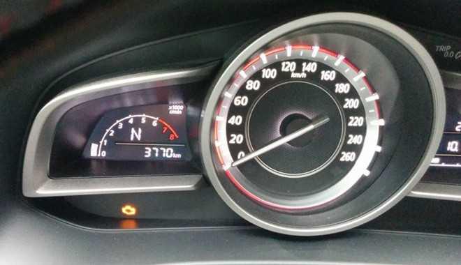 """Vào cuối tháng 7/2015, Công ty cổ phần Ô tô Trường Hải (""""THACO"""") nhận được phản hồi của một số Khách hàng về hiện tượng sáng """"đèn báo kiểm tra động cơ"""" trên xe Mazda3 động cơ 1.5L."""