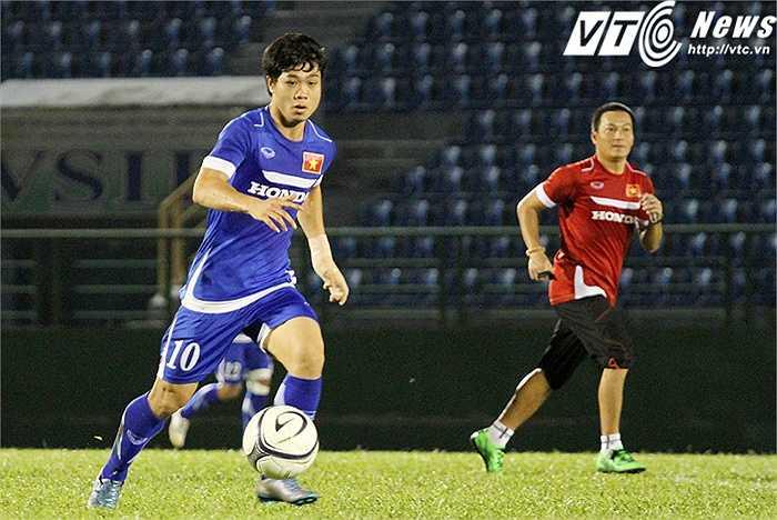 Công Phượng được đánh giá sẽ chiếm một suất đá chính trong đội hình U23 Việt Nam dự VCK U23 châu Á sắp tới