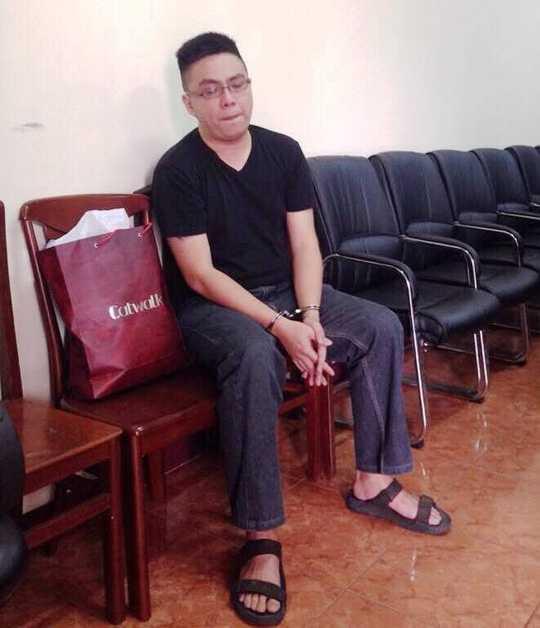 Ông trùm Wong Boon Leong bị bắt ngày 22/12.