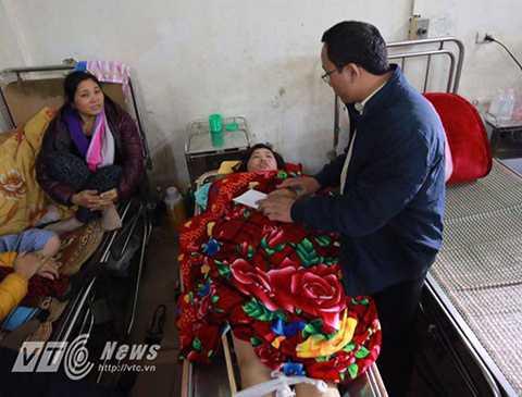 Chị Nguyễn Thị Tuyết kể lại giây phút vụ tai nạn thảm khốc xảy ra