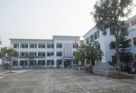Tính đến chiều 22/12, Trường Tiểu học Ninh Hiệp chỉ có 117 em học sinh lên lớp.