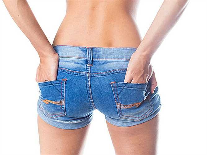 Vòng ba hình chữ V: Vòng ba của bạn hình chữa V cho thấy nồng độ estrogen thấp. Để tăng estrogen, bạn phải đảm bảo bữa ăn cân bằng protein, khoáng chất và một lượng lớn thực phẩm giàu axit folic.