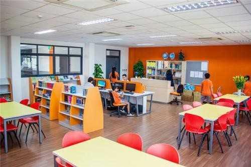 Hình ảnh tại Trường Liên cấp Quốc tế Singapore (SIS)