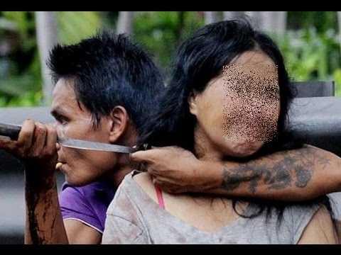 Gã đàn ông ngáo đá cùng vợ khống chế một phụ nữ 56 tuổi (Ảnh minh hoạ)