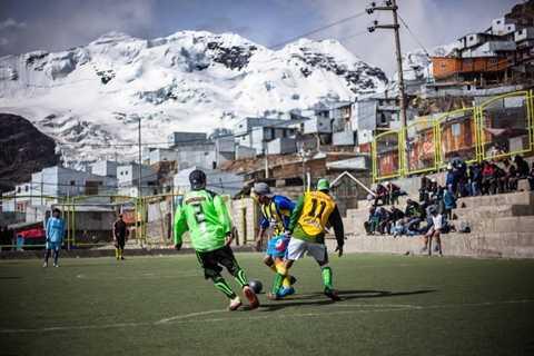 Bóng đá vẫn là môn thể thao vua ở đây