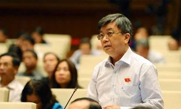 Đại biểu Trương Trọng Nghĩa đặt câu hỏi về tình hình nợ công