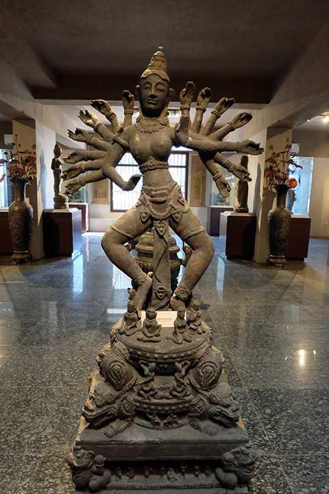 Đà Nẵng, Bảo tàng văn hoá Phật giáo, đầu tiên của Việt Nam, chùa Quán Thế Âm