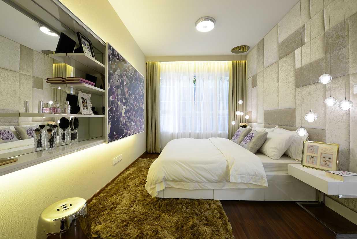 Hình ảnh phối cảnh phòng ngủ